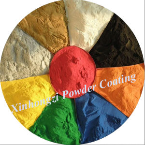 High Heat and Erosion Resistant Epoxy Powder Coating
