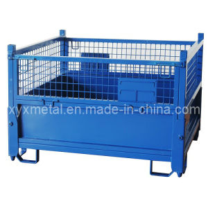 Metal Stillage Wire Mesh Steel Bulk Containers pictures & photos