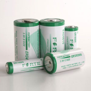 Cr1/3n Battery with Solder Tags (2L76, CR11108) pictures & photos