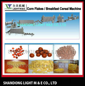 Breakfast Cereals Production Line (LT65, LT70, LT85) pictures & photos