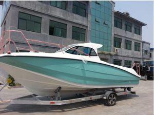 Sporray 750 Cabin Fishing Boat (750D)