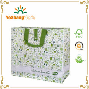Fashion Portable Bag Fruit Full Printing Lamianted Non Woven Natural Bag 100% Manufacturer pictures & photos