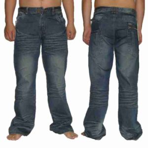 Men′s Denim Jeans (MF19)