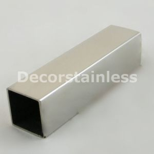 Stainless Steel Handrail Square Tube pictures & photos