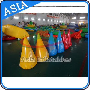Inflatable Buoys Water Safety Products Water Drop Shape Buoy pictures & photos