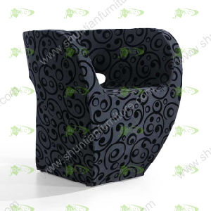 (SX-141) Home Furniture American Style Fabric Relax Chair pictures & photos