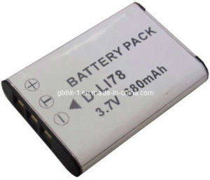 Rechargeable Replacement Digital Camera Battery for Pentax Optio M50