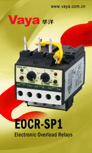EOCR-SP1 Electronic Overload Relay