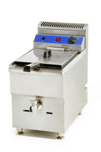 Table Top Commercial Gas Fryer (WGF-181) pictures & photos