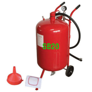Portable Sand Blaster Machine (SB20)