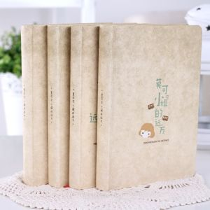 Hard Cover Notebook Spiral Diary Gift Notebook pictures & photos