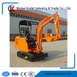 8t Crawler-Type Hydraulic Mini Excavator Kd80 pictures & photos