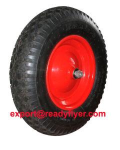 Rubber Wheel for Wheelbarrow pictures & photos