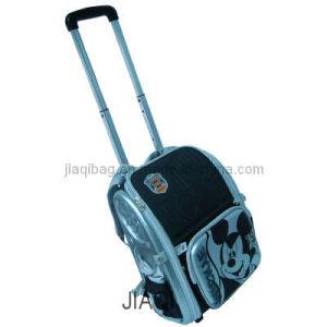 Trolley School Bag & School Backpack (002)