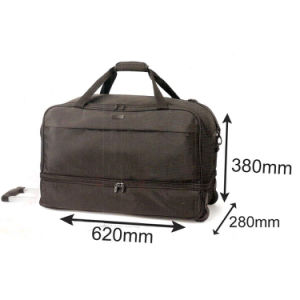 Sports Outdoor Travel Trolley Rolling Duffel Bags for Business pictures & photos