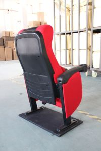 Cinema Seating Movie Theater Seat Comercial Cinema Hall Chair (SPG) pictures & photos