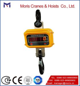 Aluminum Digital Crane Scale with Smart Type LED Module Display pictures & photos
