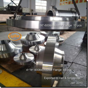 Forging-Anchor Flange