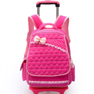 Kids Back to School Trolley Bag pictures & photos