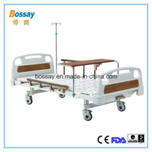 New Cheap Price Manual Medical Bed pictures & photos