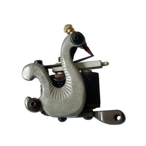 Damascus Tattoo Machine (D19)