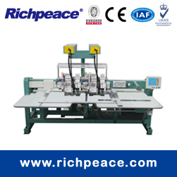 Dynamic Mixed Coiling Embroidery Machine