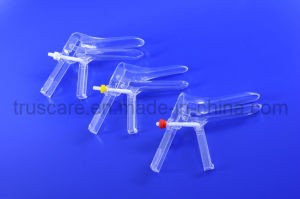 Disposable Vaginal Speculum with Lateral Screw (CE approved) pictures & photos