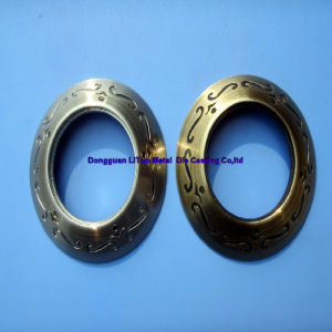 OEM & ODM Zinc Pipe Parts With SGS, ISO, RoHS pictures & photos