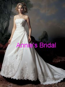 Wedding Dress (A145)
