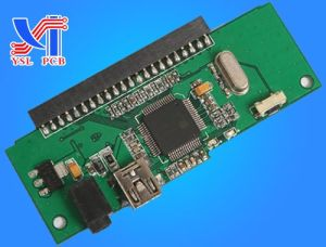 Printed Circuit Board Assembly (BP-DR785)