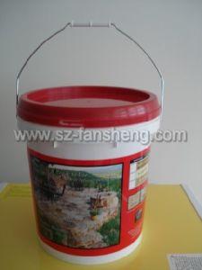 4 1/4 Gallon Plastic Pail pictures & photos