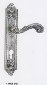 High Quality of Zinc Door Handle
