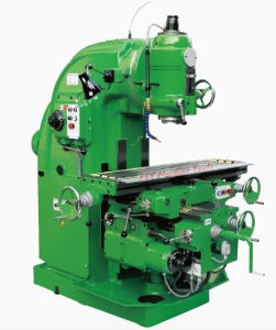 Milling Machine with CE Approved (Vertical MIlling Machine X5032) pictures & photos