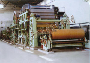 Kraft Paper Machine (3200) , Currugated Paper Machine, Kraft Paper in Roll pictures & photos