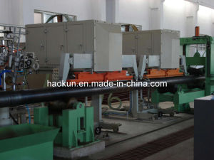 ERW Pipe Straight Welded Pipe Machine pictures & photos