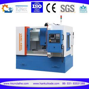 Vmc420L Vertical CNC Milling Machine pictures & photos