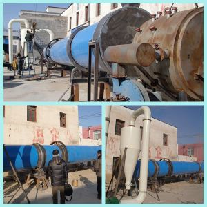 2014 Henan Yuhong ISO9001 & CE Approved Dreg Rotary Dryer for Sale pictures & photos