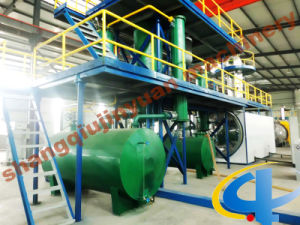 Auto-Feeding Tyre Recycling Machine with CE pictures & photos
