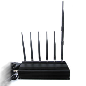 Desktop Lojack 3G GSM Signal Jammer System (8268) pictures & photos