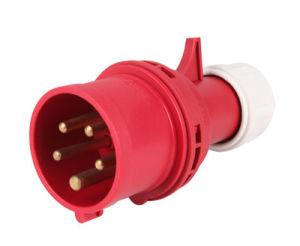 CEE Plug (AP015-6) pictures & photos