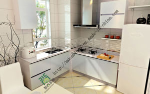 High Quality UV Kitchen Cabinet (zs-157) pictures & photos