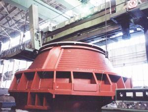 Vacuum Induction Furnace (9#) pictures & photos