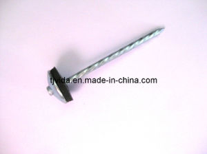 Roofing Nails Umbrella Head with Excellent Quality pictures & photos