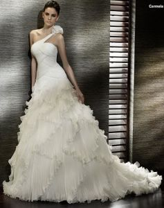 2011 Wedding Dress Advance/Fyh-Wd2070
