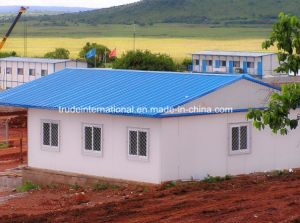 Light Steel Structure Prefab/Modular/Mobile/Prefabricated House for Being Living House Use pictures & photos