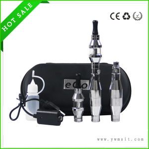 Hot Selling Electronic Cigarette Ee2 with Replaceable Atomizer /Stainless Steel
