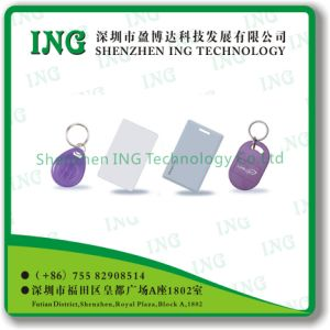 RFID Contactless IC Card Key Tag