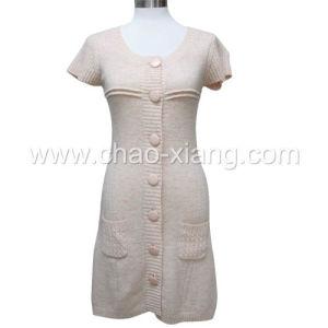 Lady′s Fashion Kniktting Skirt (Cx-As-062s)---Yochydax