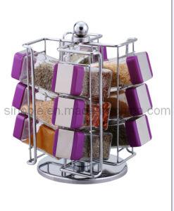 12 PCS Spice Rack Set (KG0501290007)