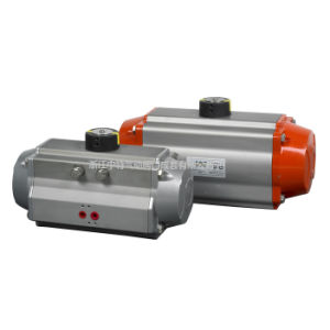 ZT Series Pneumatic Actuator